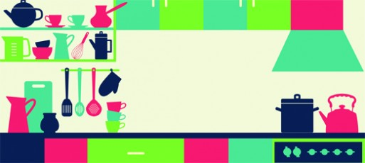 Design na Cozinha