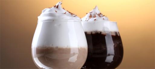 Receita de Coquetel de Café