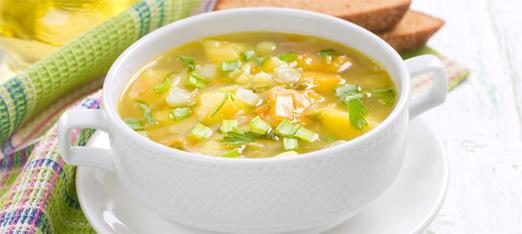 Sopa de Kummel